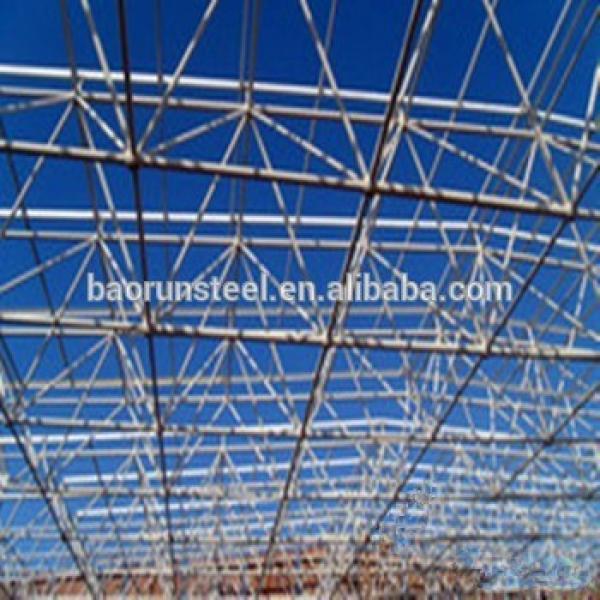 Prebuild workshop warehouse Steel Structure #1 image