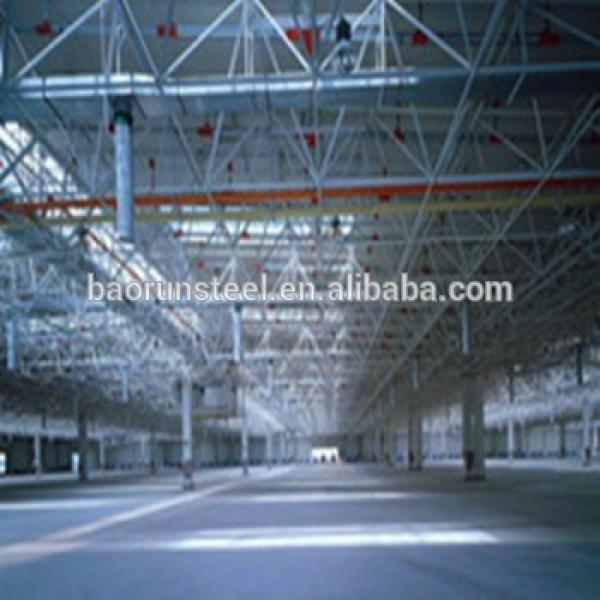 New environment protection steel structure factory warehouse #1 image