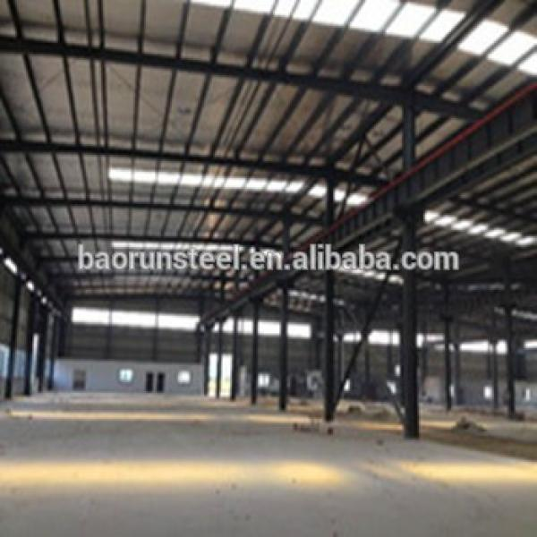 Supplier and manufacturer conventional prefabricated steel structures plant/warehouse/workshop #1 image