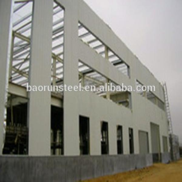 Prefabricated Multi-floor Modular steel structure building for Resident house #1 image
