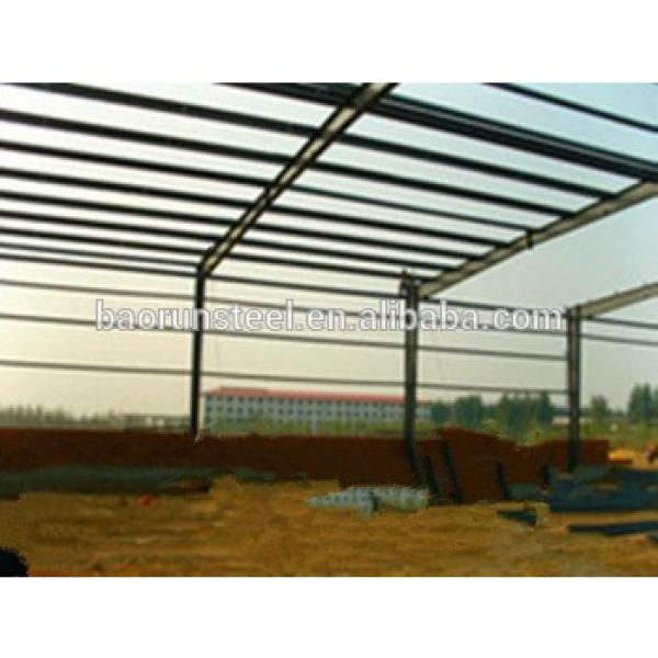 Economic and easy to install steel structural in flat pack #1 image