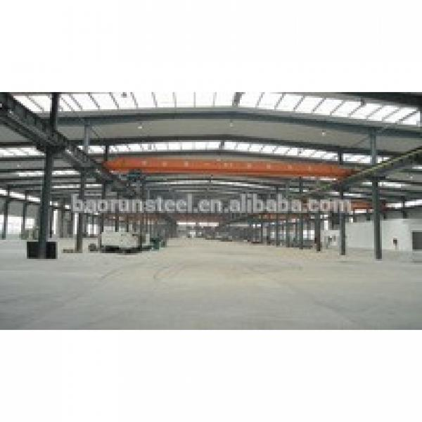 Steel Structures cheap steel structure fabrication and erection #1 image