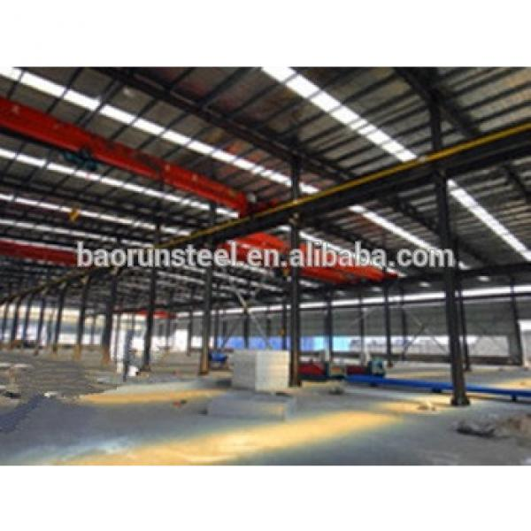 Steel Structures low cost industrial steel structure shed designs #1 image