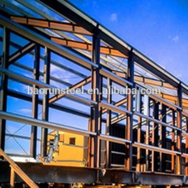 Standard prefeb New Design cheap Steel farm sheds #1 image