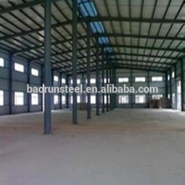 Qualified prefabricated modular warehouse/shed with well-designed low price #1 image