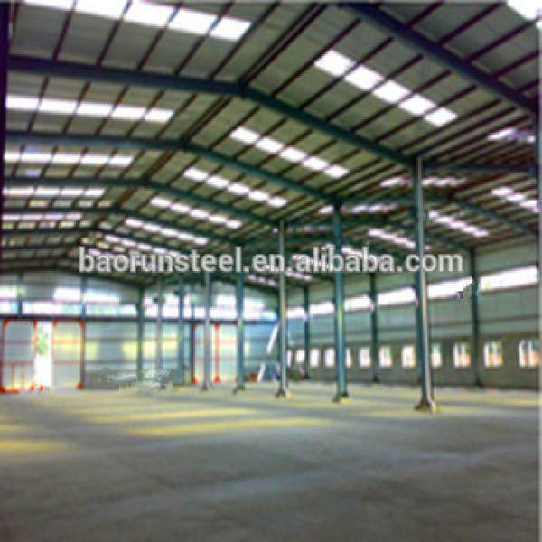 Main produce best price larger span steel structure plant/Warehouses #1 image