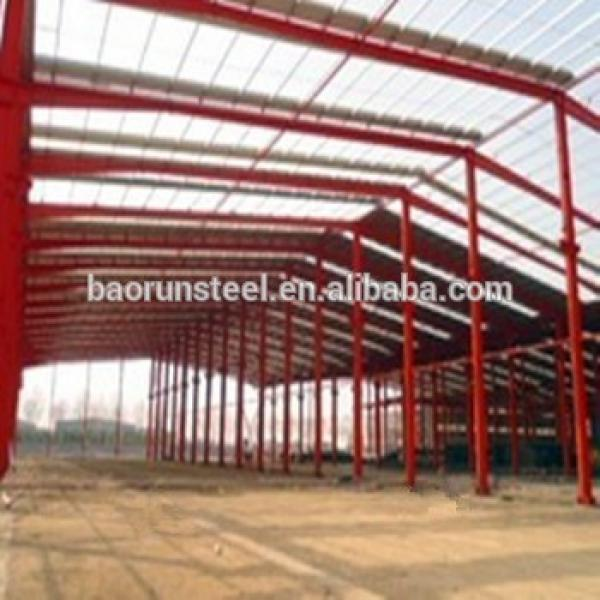 Main produce affordable steel design clothing warehouse made in Qingdao #1 image
