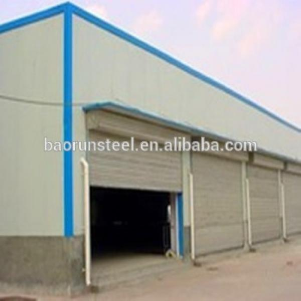 Design And Manufacture price for structural steel fabrication cheaper warehouse #1 image