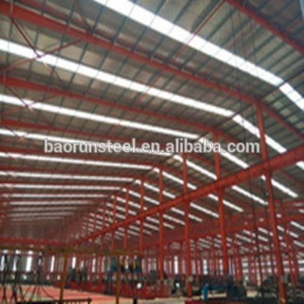 Prefab metal garage steel barn steel building manufacture #1 image