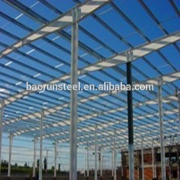 Perfect design and manufacture steel fabrication company building plan building steel frame #1 image