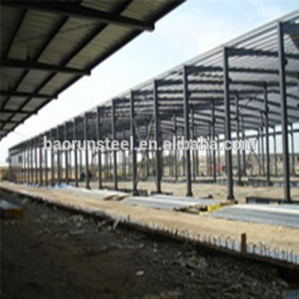 Main prefab warehouse building roof construction materials #1 image