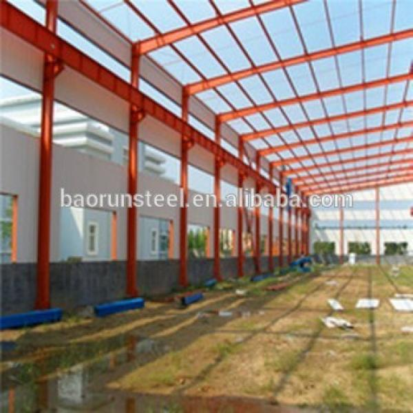 China prefabricated structural steel frames steel structure prefab building school building #1 image