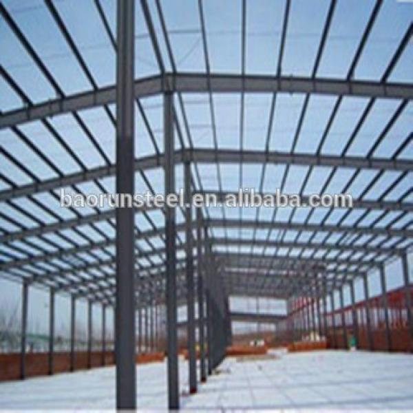 Manufacture cheap prefeb steel structure warehouses sale #1 image