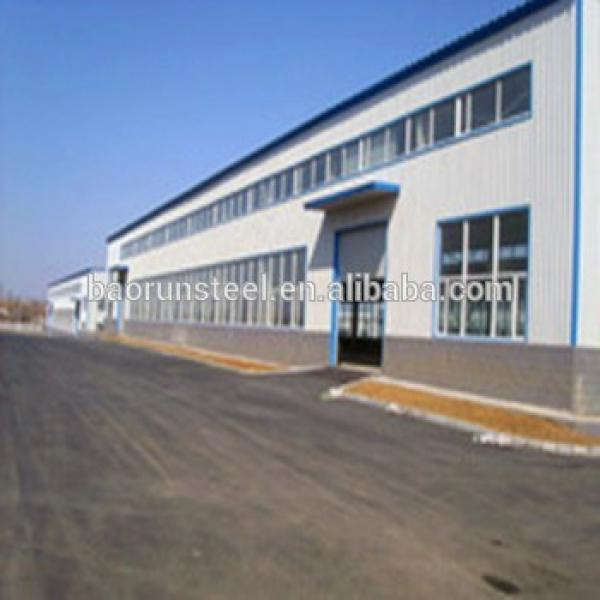 Hot Sale Advanced Automatic Metal Design Steel Frame Prefabricated Poultry Farm For Pig #1 image