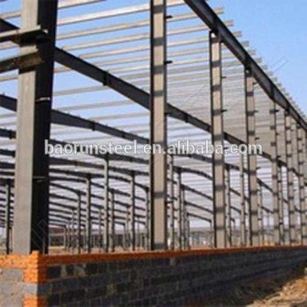 Hot Sale New Design prefabricated steel/aircraft hangar with ISO9001:2008 standard #1 image
