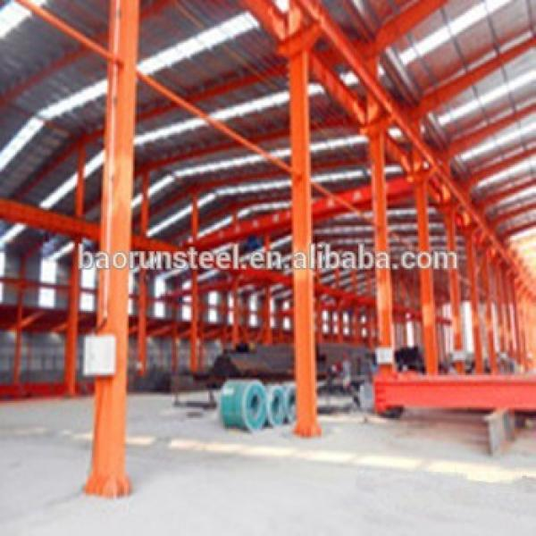 Hot Sale Low Price Light Steel Structure Storage Shed For Sale In Algeria #1 image