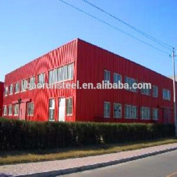 Low cost Economic Prefab Multifunctional Light Steel Truss for Warehouse #1 image