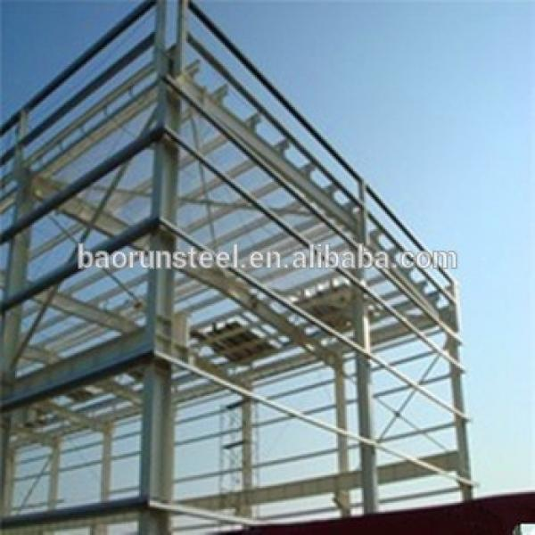 Hot Sale New Design Low Cost Construction Design Prefabricated Steel Structure Shed #1 image