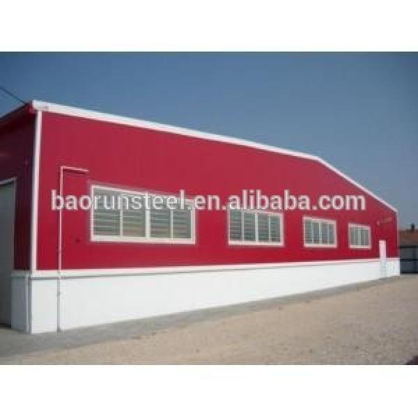 Government Partner Prefab Steel Structure Building for workshop #1 image