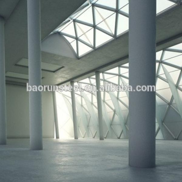 Wide Span Steel Structure Warehouse for Sale #1 image