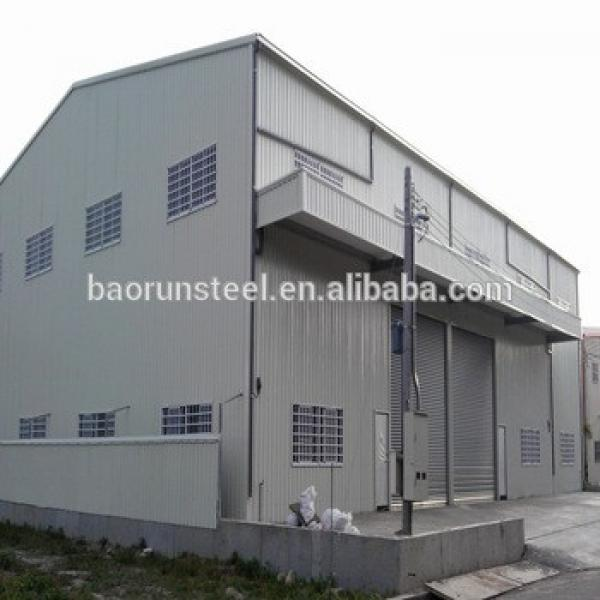 construction design steel structure warehouse /workshop #1 image