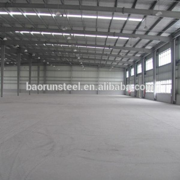 Steel Structure for Warehouse and Workshop steel building #1 image