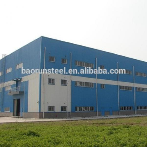Prefabricated Labour / Worker camps built by baorun Special Panel System #1 image