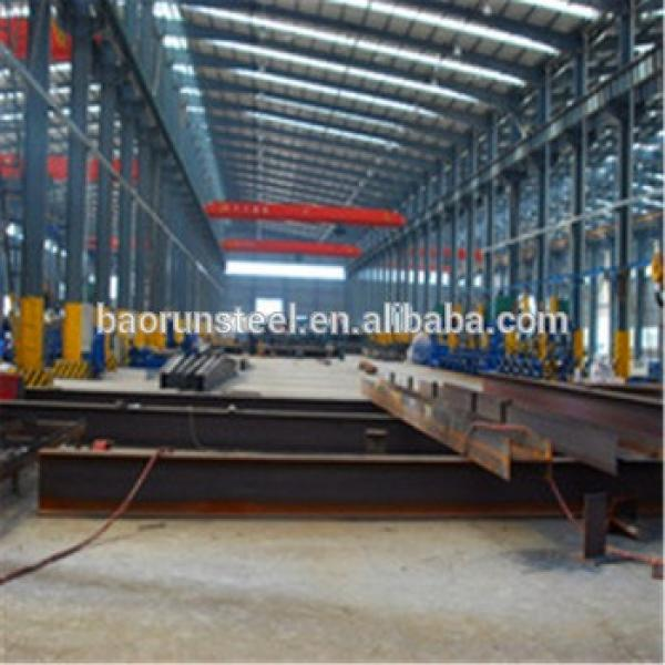 LF Frame Steel Building Space Frame Large Span Factories structure steel pipe truss #1 image