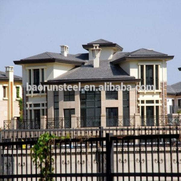 light Steel Luxury Villas ( Europe prefabricated house ) #1 image
