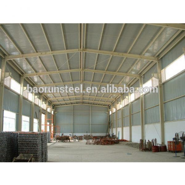B.R.D low cost light steel structure warehouse for sale #1 image