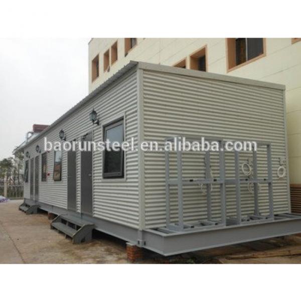 Modular Economical prefabricated steel structrue warehouse #1 image