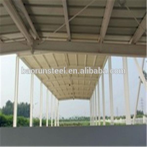 Steel Structure Prefabricated house/steel structure warehouse/steel warehouse building kit #1 image