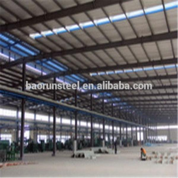 Simply connecting professional design prefabricated warehouse #1 image