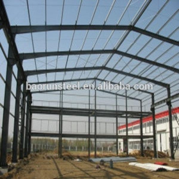 Light weight steel frame building with insulation panel made in china #1 image