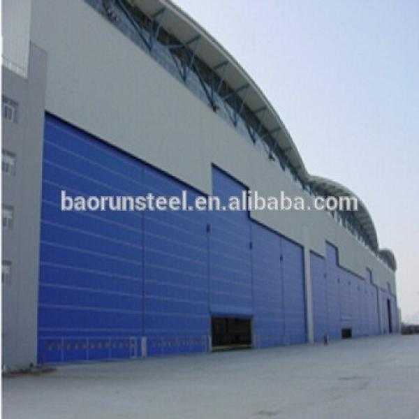 Large span steel structure for poultry house farm steel structure farm warehouse #1 image