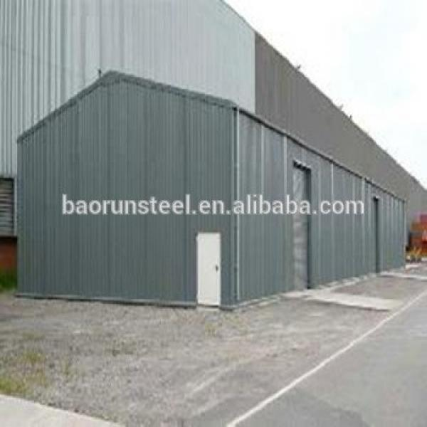 Steel structure workshop warehouse building design, manufacture and installation #1 image