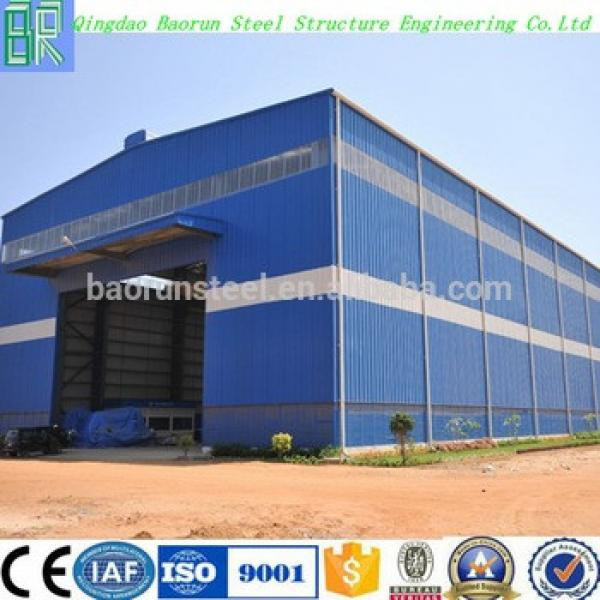 Prefabricated Design Structural Steel Frame Warehouse #1 image