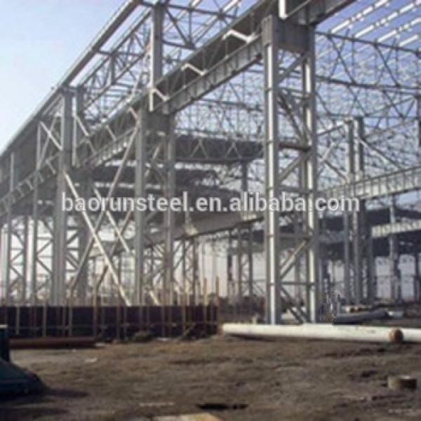 China light weight low price industrial structure steel building design #1 image