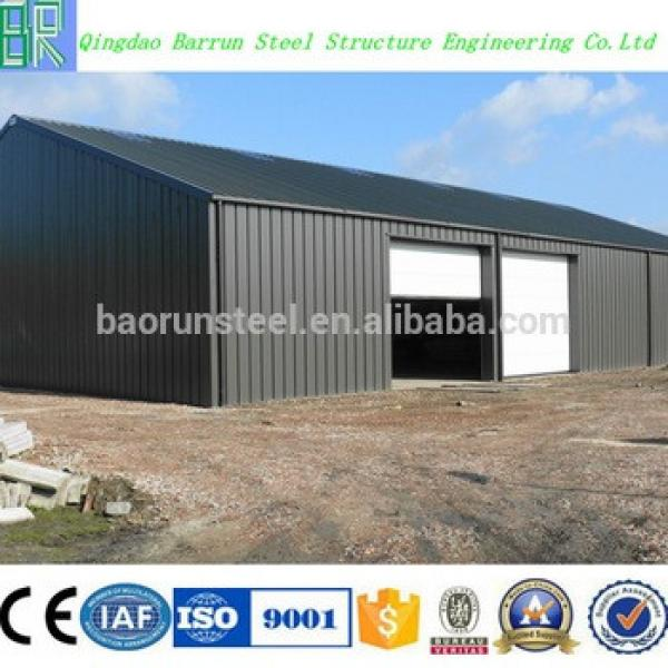 Made in China steel warehouse structure #1 image