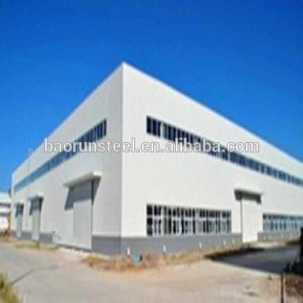 Prefab steel building manufacturers light steel building framing home #1 image