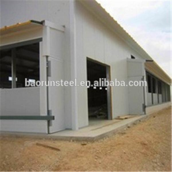 prefab steel structure workshop easy installl and remove liosk #1 image