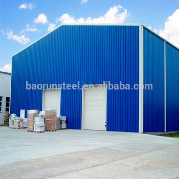 China professinal metal warehouse building costs #1 image