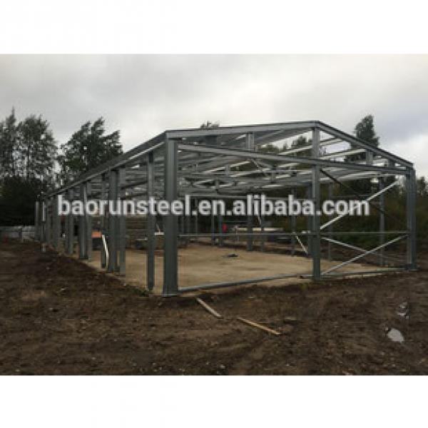 inexpensive custom steel shop building #1 image