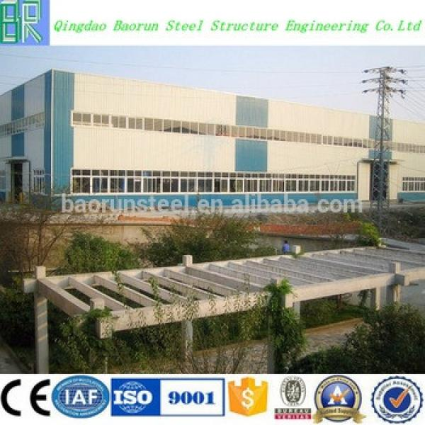 Low Cost Prefabricated Steel Structure Two Story Building #1 image