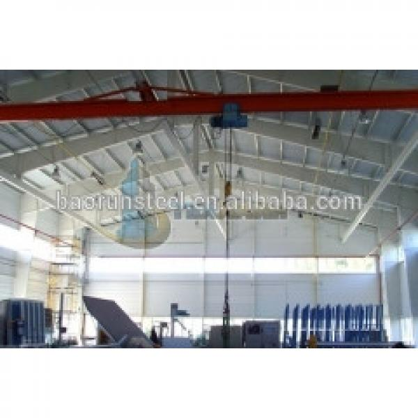 prefab warehouse building #1 image