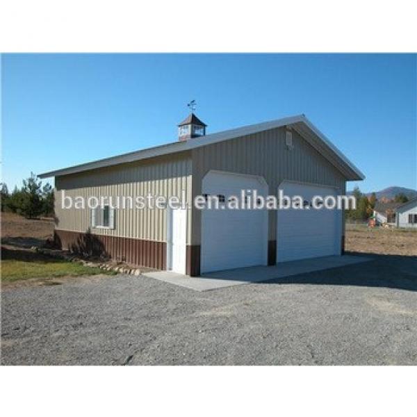 steel storage building #1 image