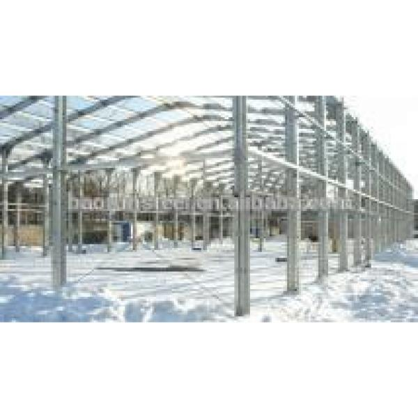 easy to maintain long-lasting steel structure #1 image