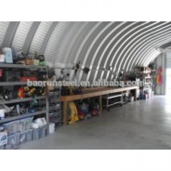 low cost steel garage building #1 image