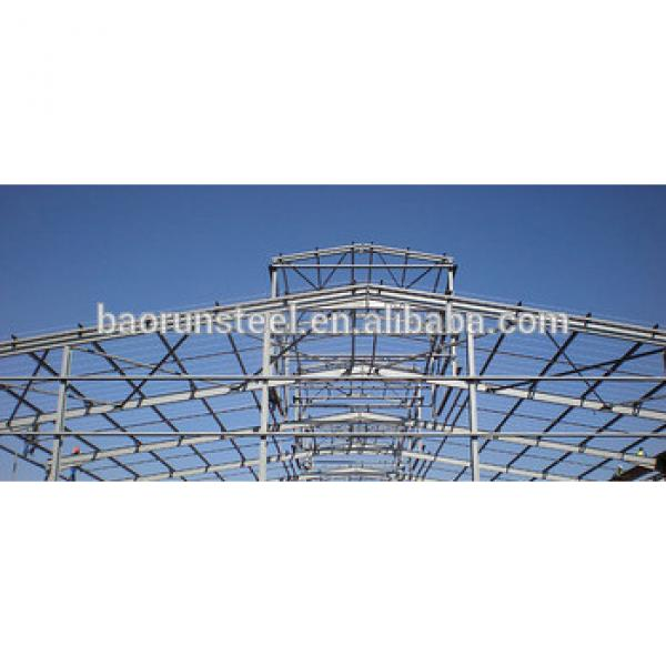prefabricated structure steel warehouse #1 image