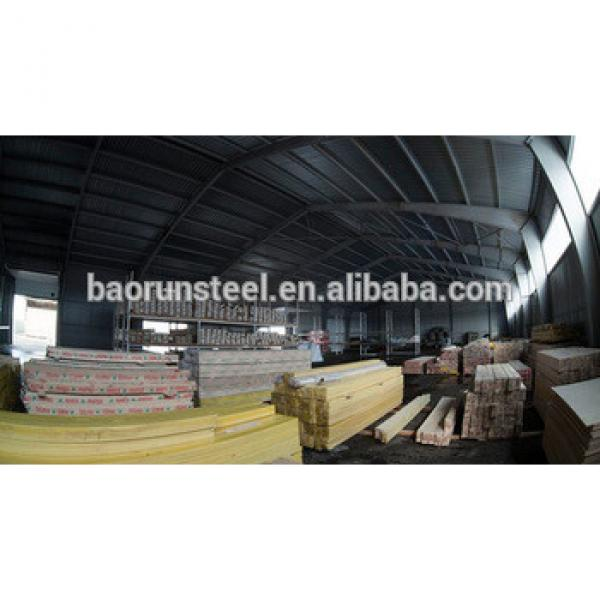 Fast build cheap steel structure workshop manufacturer #1 image